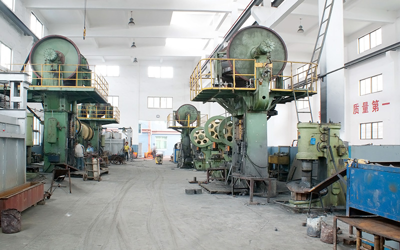 Forging Workshop Manufacturers China Forging Workshop