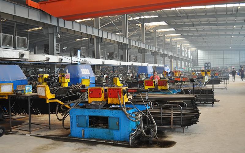 Bending Plant Workshop